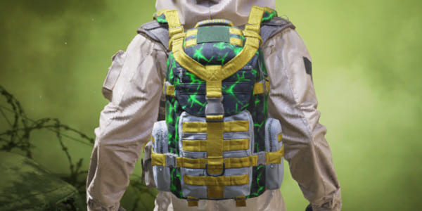 COD Mobile Backpack Radioactive skin - zilliongamer