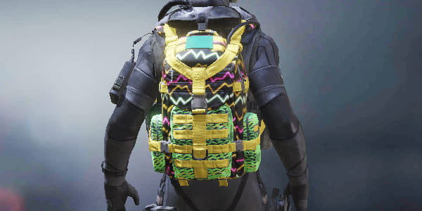 COD Mobile Backpack Static Electricity skin - zilliongamer