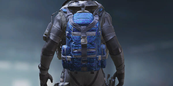 COD Mobile Backpack Tagged skin - zilliongamer