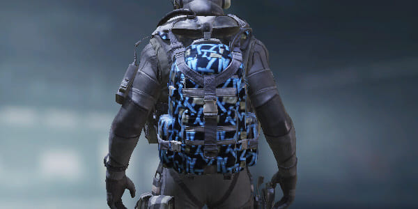 COD Mobile Backpack Taped skin - zilliongamer