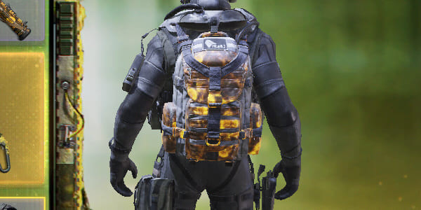 COD Mobile Backpack Thermonuclear skin - zilliongamer