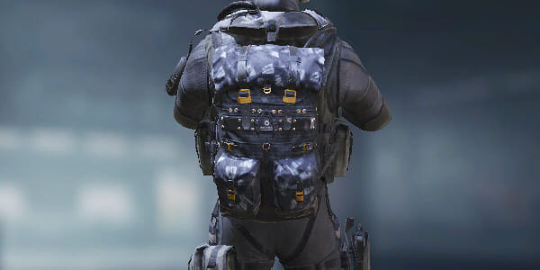 COD Mobile Backpack Tin Stiched skin - zilliongamer
