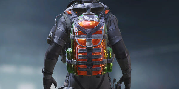 COD Mobile Backpack Tourmaline skin - zilliongamer