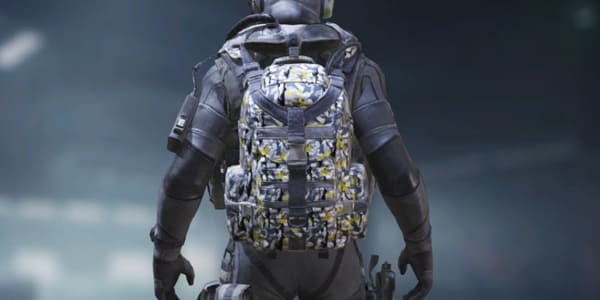 COD Mobile Backpack Urban Yellow skin - zilliongamer