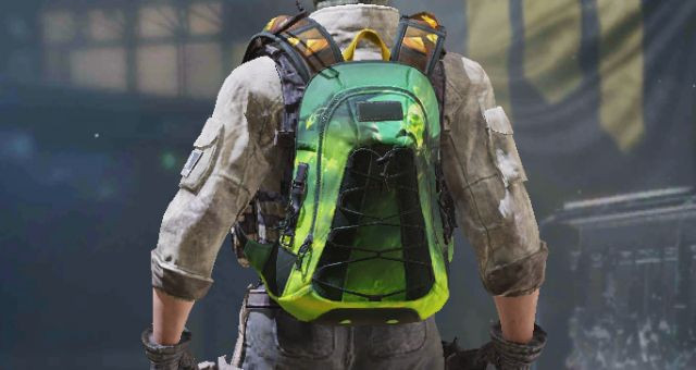 Backpack skin: Headless Rider in Call of Duty Mobile - zilliongamer