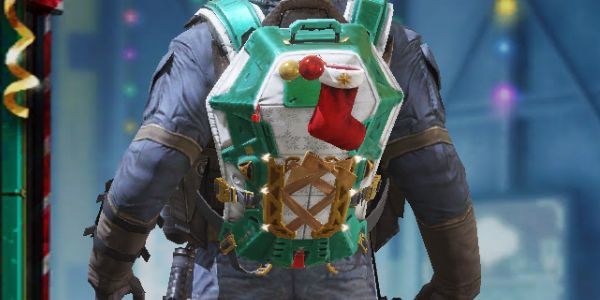 Backpack Skin Holidays in Call of Duty Mobile - zilliongamer
