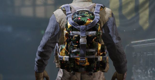 Backpack Skin Jingle Bells in Call of Duty Mobile - zilliongamer