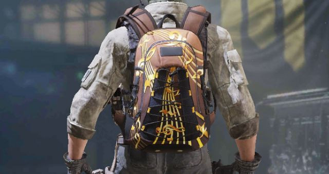 Backpack skin: Mental Note in Call of Duty Mobile - zilliongamer