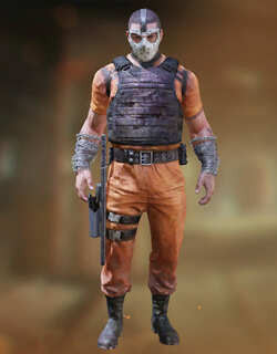 COD Mobile Character skin: Ajax Convict - zilliongamer