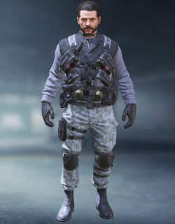 COD Mobile Character skin: Alex Mason - Piercing Frost - zilliongamer