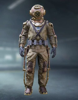 COD Mobile Character skin: Bathysphere - zilliongamer