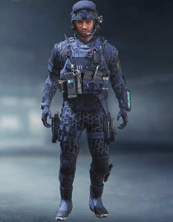 COD Mobile Character skin: Captain - Labyrinth - zilliongamer