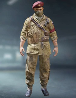 COD Mobile Character skin: Carver Butcher - zilliongamer
