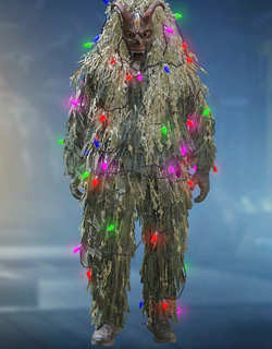 COD Mobile Character skin: Grinch - Wreath Havoc - zilliongamer