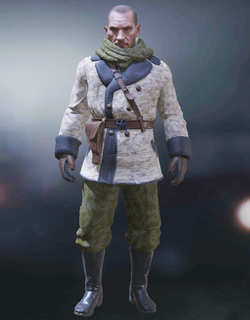 COD Mobile Character skin: Lev Kravchenko - General Frost - zilliongamer