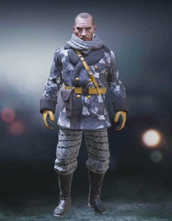 COD Mobile Character skin: Lev Kravchenko - Tin Stitched - zilliongamer