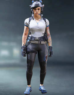 COD Mobile Character skin: Mara - Notice Meow - zilliongamer