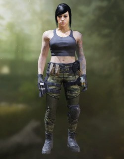 COD Mobile Character skin: Mara Valkyrie - zilliongamer