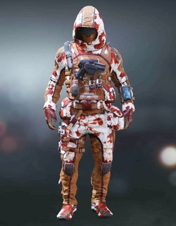 COD Mobile Character skin: Merc-5 Blood in the Water - zilliongamer
