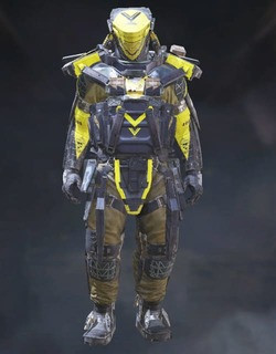 COD Mobile Character skin: Merc Combat Rig - zilliongamer