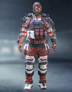 COD Mobile Character skin: Nomad - Bug Spray - zilliongamer