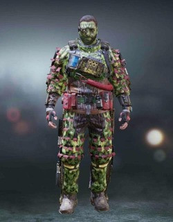 COD Mobile Character skin: Nomid Duid - zilliongamer