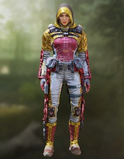 COD Mobile Character skin: Outrider Amazonas - zilliongamer