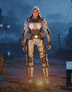 COD Mobile character: Outrider Arctic - zilliongamer