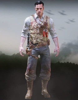 COD Mobile Character skin: Richtofen - zilliongamer