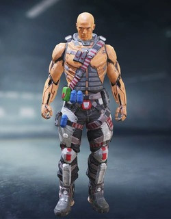 COD Mobile Character skin: Ruin - Action Figure - zilliongamer