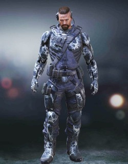 COD Mobile Character skin: Ruined Tangled Web - zilliongamer
