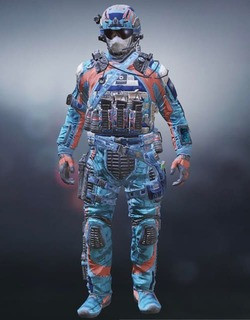 COD Mobile Character skin: Special Ops 1 - Burial Ground - zilliongamer