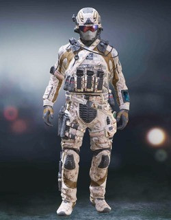 COD Mobile Character skin: Special Ops 1 Desert - zilliongamer