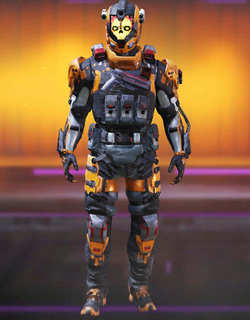 COD Mobile Character skin: Spectre - Pixel Spy - zilliongamer