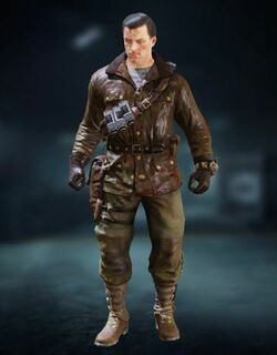 COD Mobile character: Tank Dempsey - zilliongamer