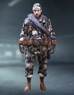 COD Mobile Character skin: Terrance Brooks - Catacombsr - zilliongamer
