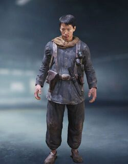 COD Mobile Character skin: Tian Zhao - zilliongamer