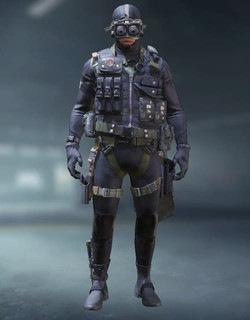 COD Mobile Character skin: UDT Frogman - zilliongamer