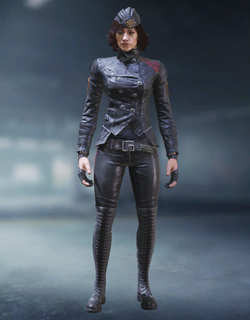 COD Mobile Character skin: Vivian Harris - B.A.T Agent - zilliongamer
