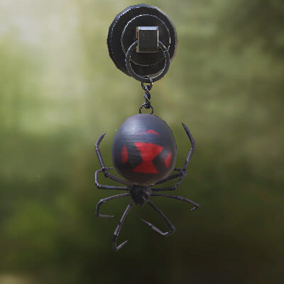 COD Mobile Charm skin: Black Widow - zilliongamer