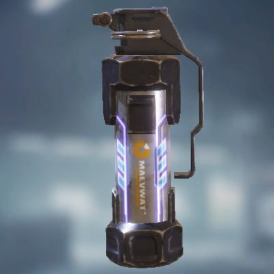 Lightning Concussion Grenade skin in Call of Duty Mobile - zilliongamer