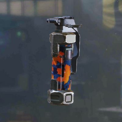 Maple Leaves Concussion Grenade skin in Call of Duty Mobile - zilliongamer