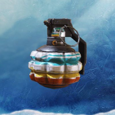 Frag Grenade Skin: Colorful in Call of Duty Mobile - zilliongamer
