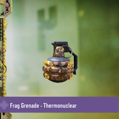 COD Mobile Frag Grenade: Thermonuclear - zilliongamer