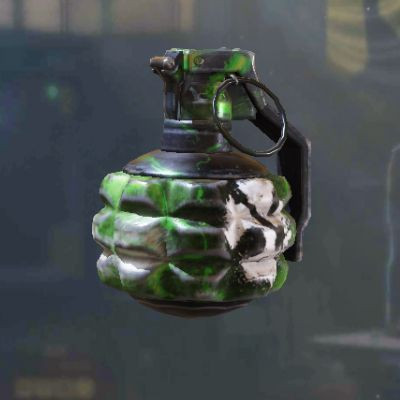 Frag Grenade Skin: G-Series in Call of Duty Mobile - zilliongamer