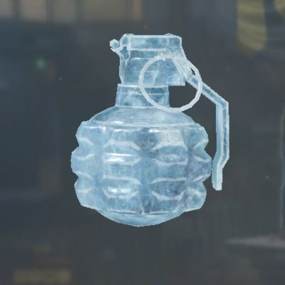 Frag Grenade Skin: Glacier in Call of Duty Mobile - zilliongamer