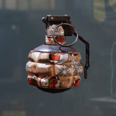 Frag Grenade Skin: Jack Frost in Call of Duty Mobile - zilliongamer