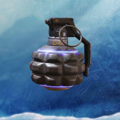 Frag Grenade Skin: Lightning in Call of Duty Mobile - zilliongamer