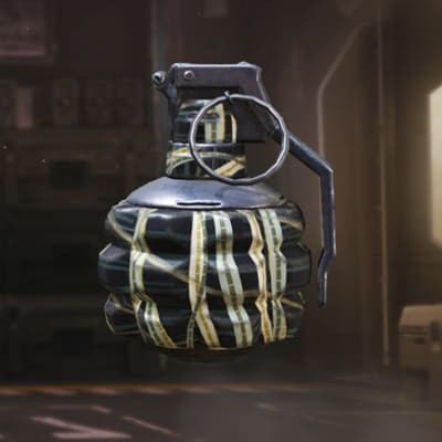 COD Mobile Frag Grenade: Reticulated - zilliongamer