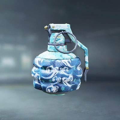 Blue Wave Skin: Ukiyo-e in Call of Duty Mobile - zilliongamer